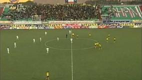 گل امید ابراهیمی به ملوان - لیگ دوازدهم - بازی برگشت