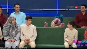 جناب خان و شيلا خداداد در سري پنجم خندوانه