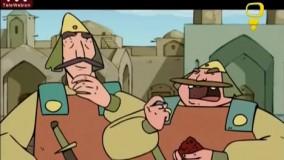 تمام قسمت های کارتون پهلوانان فصل 1و2 - کباده پهلوان حیدر