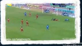 تمام گل های تیام  بازیکن  مهاجم استقلال تهران