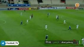 خلاصه بازی الهلال عربستان ۰ - ۱ استقلال تهران