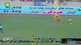 ویدئوی فوق العاده از حرکات فرشاد محمدی مهر بازیکن جدید استقلال تهران