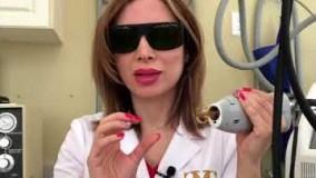 Hair Removal Laser - قسمت دوم لیزر موهای زائد دکتر مهناز فرید