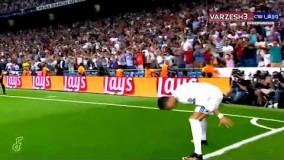 گلهای رونالدو در لیگ قهرمانان اروپا