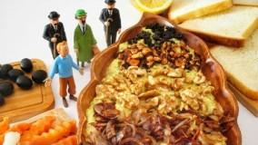 آموزش آشپزی-کشک و بادمجان ایرانی لذیذ