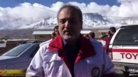 آخرین وضعیت جستجو لاشه هواپیما تهران - یاسوج از زبان رییس هلال احمر اصفهان