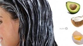 استفاده از ماسک آووکادو برای رشد مو