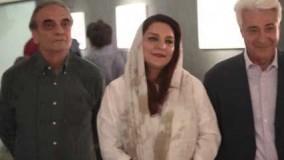 افتتاحیه نمایشگاه عکس تهمینه میلانی