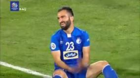 خلاصه بازی استقلال  و   الریان  Esteghlal vs Al-Rayyan Highlights