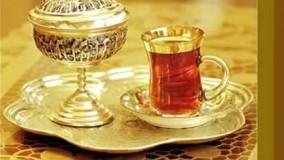 چای ایرانی بنوشید