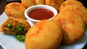 آشپزی مدرن-تهیه یک عصرانه هندی
