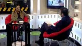 مصاحبه با امیرحسین رستمی
