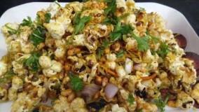 آشپزی مدرن-تهیه غذای سریع با ذرت