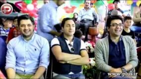 فرزاد حسنی، امیرحسین رستمی و سیاوش خیرابی