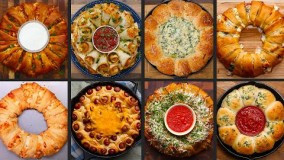 آشپزی مدرن-غذاهای جدید مناسب مهمانی