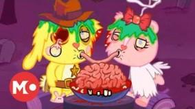 کارتون ترسناک دوستان شاد درختی-کلیپ 94-دانلود مجموعه کامل انیمیشن دوستان شاد درختی در لینک زیر این ویدیو