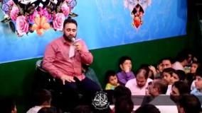 شعرخوانی ولادت امام زمان عج الله- محمد فصولی
