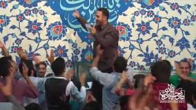 مولودی عربی فارسی ولادت امام زمان عج الله نیمه شعبان-عشق المهدی- محمد فصولی