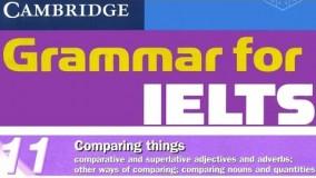 [IELTS Grammar] Cambridge Grammar for IELTS Unit 11