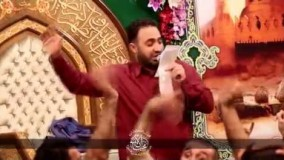 مولودی شور فارسی لبیک یا علی- محمد فصولی