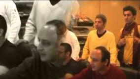 کلیپ پرسپولیس - خواننده داریوش خواجه نوری