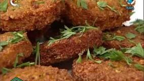 آشپزی ایرانی-طرز تهیه فلافل لذیذ