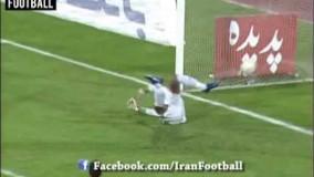 لیگ دوازدهم: گلهای بازی استقلال و نفت تهران