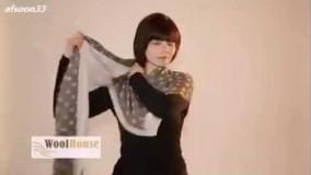 16-مدلهای مختلف بستن شال گردن