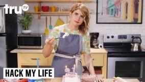 ترفندهای آشپزی- کیک بستنی