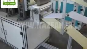 دستگاه فول اتوماتیک تولید کفی کفش