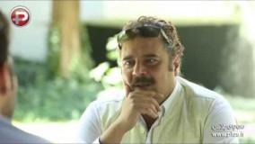 بازیگرمشهورتلویزیون: بعضی ها مجبور میکنند آدم را که بروی برنامه سینا ولی الله!/قسمت دوم
