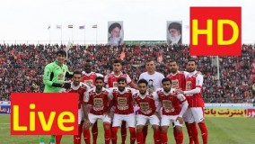 بازی کامل پرسپولیس سپاهان اصفهان