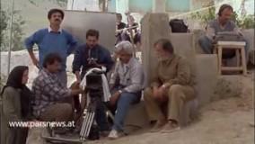 قسمت بسیار زیبایی از فیلم  زیر درختان زیتون عباس کیارستمی
