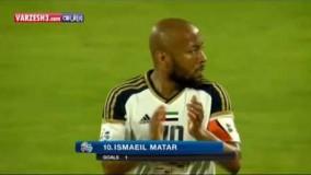 خلاصه بازی الوحده امارات پرسپولیس
