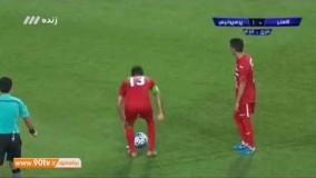 خلاصه بازی: الاهلی عربستان ۱ -  پرسپولیس ایران ۳