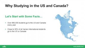 چگونه برای فوق لیسانس و دکترا در کانادا و آمریکا اقدام کنیم؟