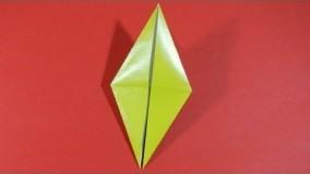 آموزش اوریگامی پرنده-ویدیو اوریگامی 101
