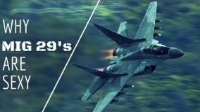معرفی جنگنده میگ 29 بخش 20