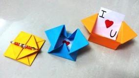 آموزش اوریگامی ساده-1