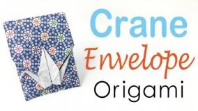 آموزش اوریگامی پرنده-ویدیو اوریگامی 55