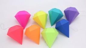 آموزش اوریگامی ساده-23