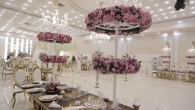 تالار عروسی شمس العماره
