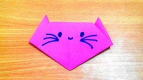 آموزش اوریگامی حیوانات-آموزش اوریگامی ساده برای کودکان قسمت 2