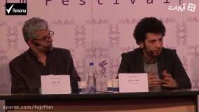 نشست خبری فیلم سینمائی ابد و یک روز با حضور پیمان معادی21