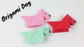 آموزش اوریگامی حیوانات-آموزش ساخت اوریگامی 3 بعدی قسمت 44