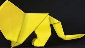آموزش اوریگامی حیوانات-آموزش ساخت اوریگامی 3 بعدی قسمت 50