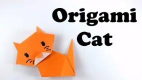 آموزش اوریگامی حیوانات-آموزش اوریگامی ساده برای کودکان قسمت 1