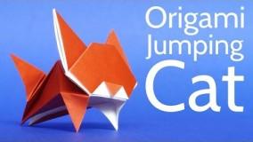 آموزش اوریگامی حیوانات-آموزش اوریگامی ساده برای کودکان قسمت 25