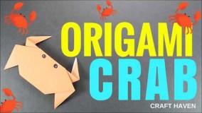 آموزش اوریگامی حیوانات-آموزش ساخت اوریگامی 3 بعدی قسمت 37