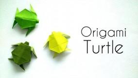 آموزش اوریگامی حیوانات-آموزش ساخت اوریگامی 3 بعدی قسمت 36